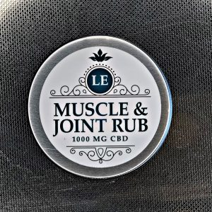 L.E. Muscle & Joint 1000 mg Salve